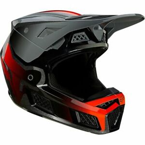 Fox Racing powersports-Helmets V3 RS Wired Helmet SIZE XL