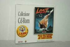 LOST IN TIME PART 1 e 2 GIOCO NUOVO PC CD ROM VERSIONE ITALIANA GD1 53731