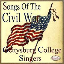 GETTYSBURG COLLEGE SINGERS CD Vintage World / Old Songs Of The Civil War