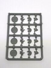 Warhammer Dwarfs - Dwarf Round Shields Complete 1998