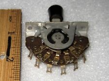 Vintage CRL  E171A  switch with  knob NOS  p.