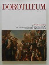 Dorotheum Salzburg April 2011 Osterauktion Katalog I 1 alte Meister Gemälde