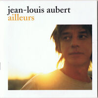 Jean-Louis Aubert CD Single Ailleurs - Europe (EX+/EX+)