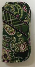 Vera Bradley Glasses Soft Case 2 Sleeve Pouch