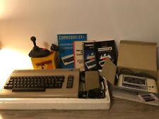 Commodore 64 Pack Incl. 1530 Data Recorder, Arcade Joystick and Books(Dutch).