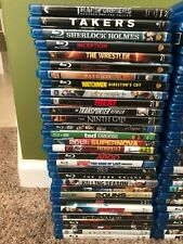 Blu-Ray Movie Lot $4 Each! U Pick Movies (Free Shipping After 1st) Like New!