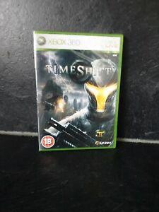 TimeShift (Microsoft Xbox 360) Brand New and Sealed