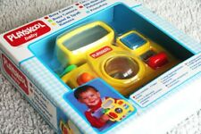 PLAYSKOOL BABY BUSY CAMERA, Vintage 1989! 6-24 MONTHS,BRAND NEW IN BOX OLD STOCK
