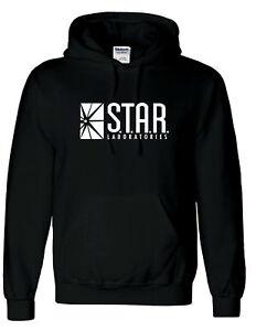 Inspired STAR Laboratories Hoodie-The Flash TV Series STAR Labs Hoody Top