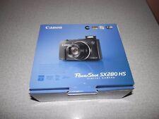 Canon POWERSHOT SX280 HS Fotocamera Digitale 12.1MP - Nero