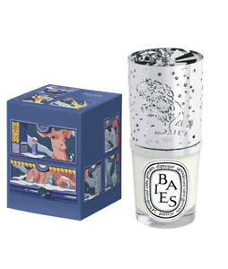 NIB DIPTYQUE 2020 Christmas Holiday Lantern Candle Topper Spinner Leaping Anima