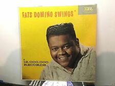FATS DOMINO -  Swings 12,000,000 Records ~ IMPERIAL 9062 {dg orig} >VERY RARE