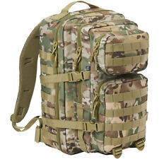 Brandit US Cooper Rucksack Large MOLLE Webbing Military Backpack Tactical Camo