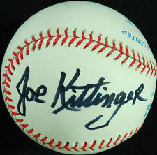 Joe Kittinger (Human Bullet) Single-Signed OAL Baseball (PSA/DNA)