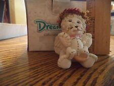 Dreamsicles Pick Of The Litter Angel Cherub Statue Figurine 10017 In Box