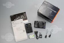 READ Sony Cyber-Shot RX100 III 20.1MP Digital Camera F1.8 Carl Zeiss Lens 256GB