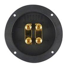 Blanko LS-Bi-Wiring Lautsprecher Anschlußterminal