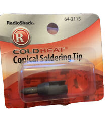 Conical Cold Heat Soldering Tips, graphite technology ..... NIB
