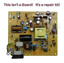 Repair Kit Capacitors For IBM L150 ThinkVision Power Supply Board 715L1034-1A-1