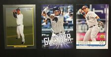 Gleyber Torres 3 card lot Topps Turkey Red Chrome, 2019 Rookie AS, & 2019 GT-21