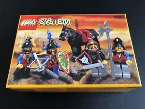 Lego 6105 Medieval Knights, Dragon Knights Theme (1993), Vintage MISB Set