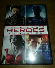 The Ultimate Heroes Collection (DVD, 2012, 4-Disc Set)