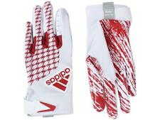 Adidas Men's adiFAST-2.0 White/Red Football Gloves