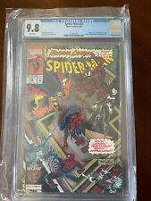Spider-man #35 Maximum Carnage Part 4 CGC 9.8 NM/M Venom