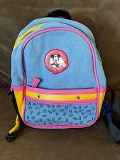 Disney Parks Danielle Nicole Mickey Mouse Club House Backpack NWT