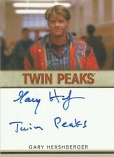 """Twin Peaks Archives 2019: Gary Hershberger """"Mike"""" Inscription Autograph Card"""