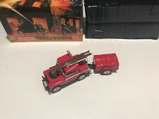 1948 Land Rover Auxiliary Fire Engine YFE02 Matchbox FireEngine Series Mint Box