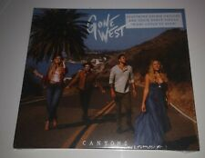 Gone West, Canyons, New And Sealed CD