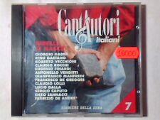 Cd Cantautori italiani - Ribelli si nasce RICKY GIANCO RINO GAETANO COME NUOVO!!