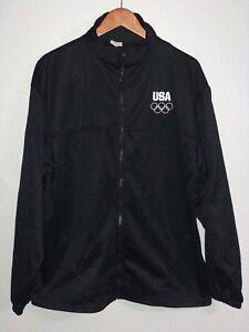 USA  Tokio 2021 Olympic Team Track Jacket EUC (XL)