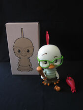 "Disney Chicken Little 9"" resin Figure Promotional Maquette MIB w/ Alien"