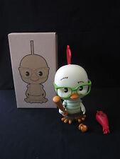 """Disney Chicken Little 9"""" resin Figure Promotional Maquette MIB w/ Alien"""