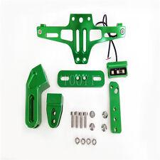 CNC MOTO License Plate Holder Bracket with LED For Kawasaki Z800 Z650 Z900 Z1000