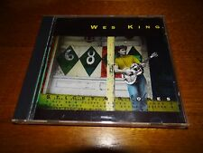 WES KING : STICKS AND STONES CD *LIKE NEW*