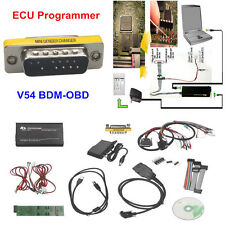 V54 FGTech Galletto 4 Master BDM-Tricore-OB Unlock Version ECU Programming Tool