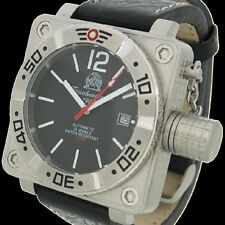 20 ATM German U-Boot Crown Protection Automatic DATE T0143