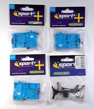 1:32 Scale Slot Car Racing 4 Pack Lot Scalextric Motor Carrier & Batwing sets.