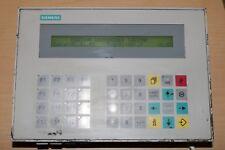 Siemens simatic operator panel OP15 - A 6AV3515-1EB00 // 6AV3 515-1EB00