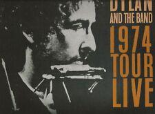 BOB DYLAN & THE BAND 1974 LIVE 180-GRAM 4-LP BOX SET: 2 HISTORIC SHOWS UK IMPORT