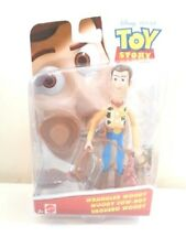 Disney Toy Story Wrangler Woody Cowboy Toy Action Figure 5 inch Brand New