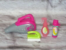 Mattel Barbie 4 pc Life in the Dreamhouse Lot Dream House Accessories Accessory