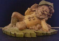 Tom Clark 1983 Gnome Jeff Signed Vintage Figurine Statue Retired Ed 76