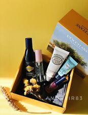 L'OCCITANE Gift Set 2 Body Milk Face Gel Essential Water Face Serum Body Spray