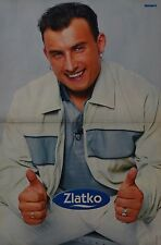 ZLATKO TRPKOVSKI - A3 Poster (ca. 42 x 28 cm) - Big Brother Fan Sammlung NEU