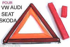 triangle sécurité vw golf 7 et audi 1T0 860 250