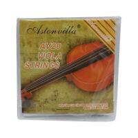 Jeu de cordes pour alto de haute qualité 4pcs A-D-G-C pour accessoires pour